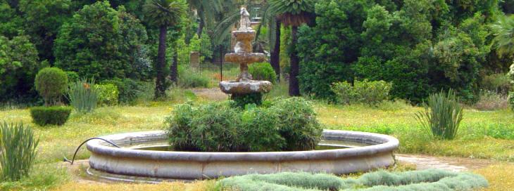 Villa malfitano foto e descrizione by palermo web - Foto giardini ville ...