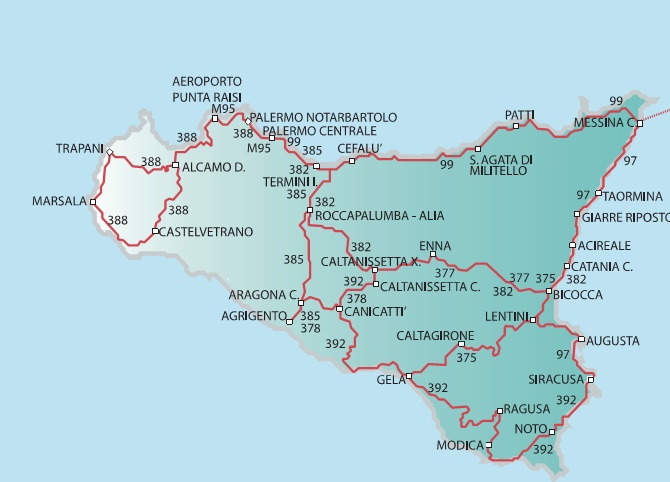 Cartina Sicilia Mondello.Metropolitana Di Palermo