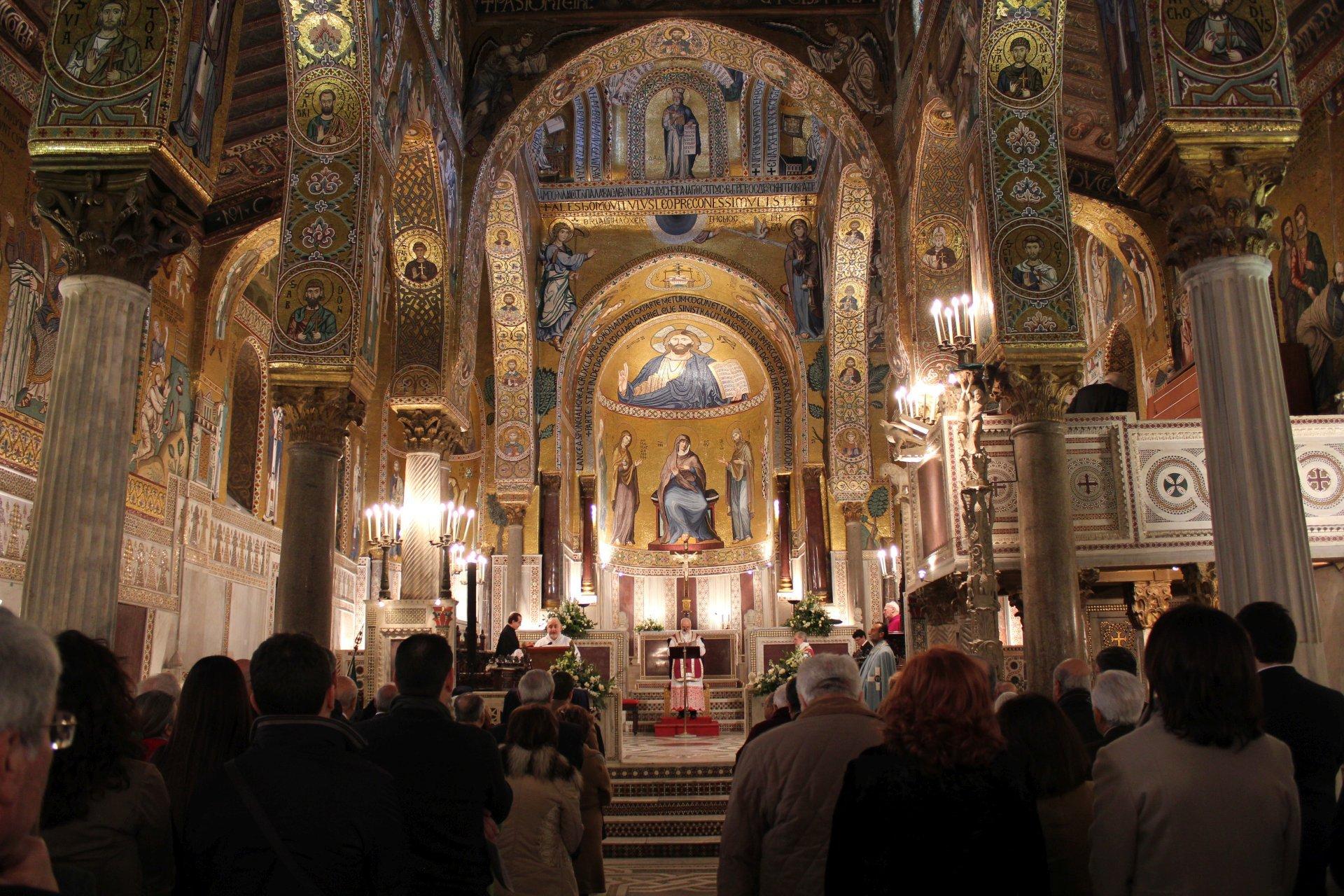 Il gioiello: la Cappella Palatina