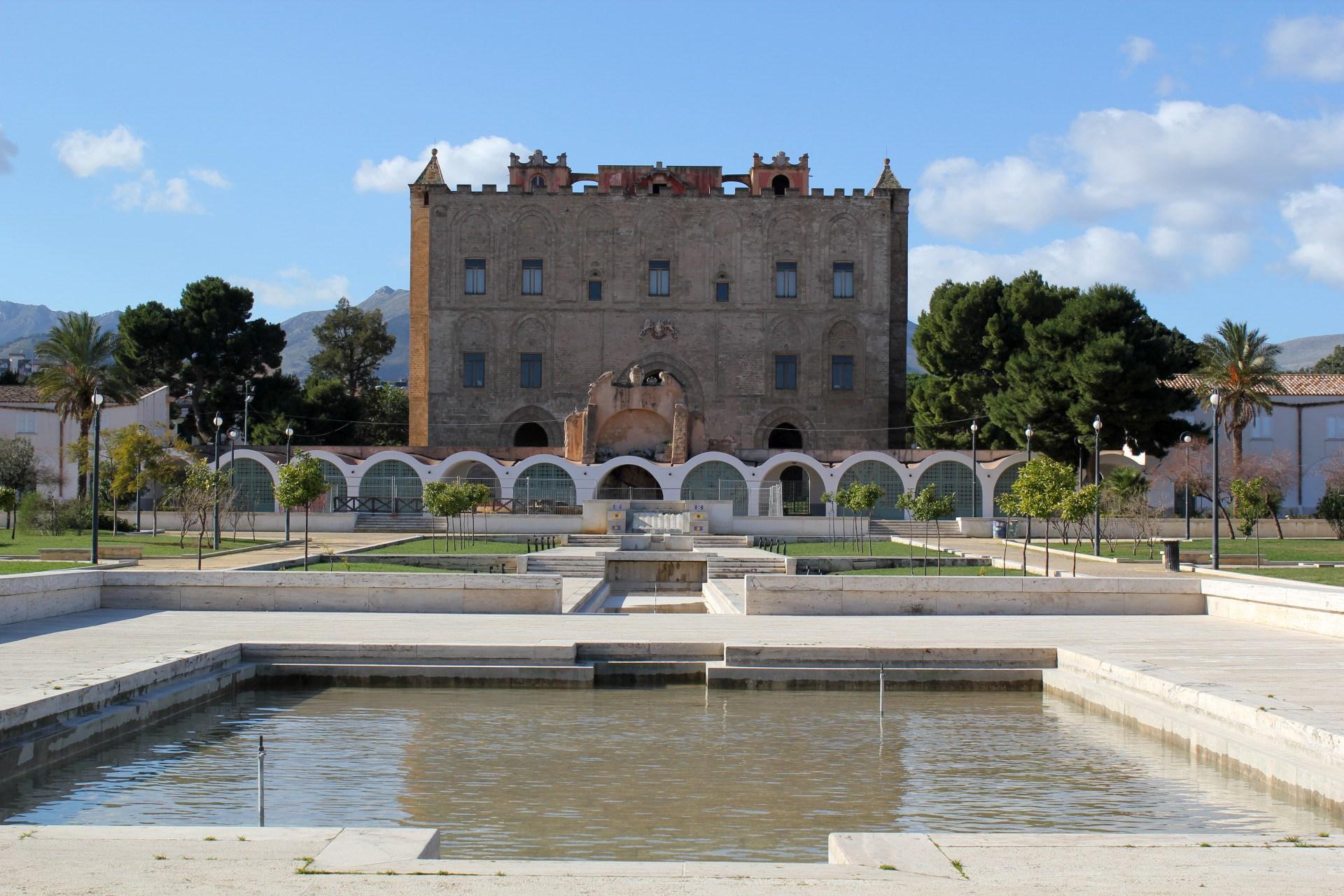 La Zisa, il castello di Gugliemo I