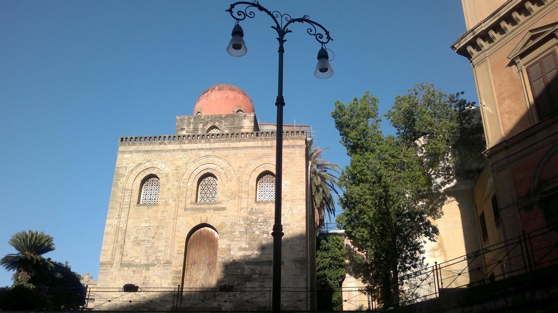 La chiesa arabeggiante di San Cataldo