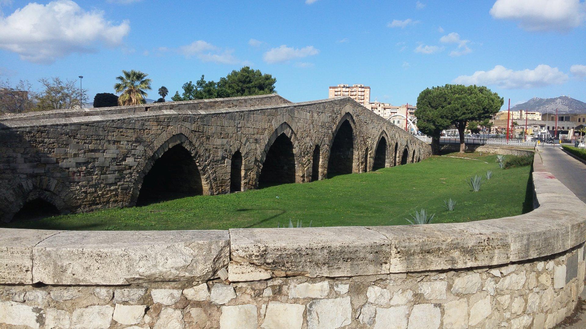 Il Ponte dell'Ammiraglio Giorgio d'Antiochia