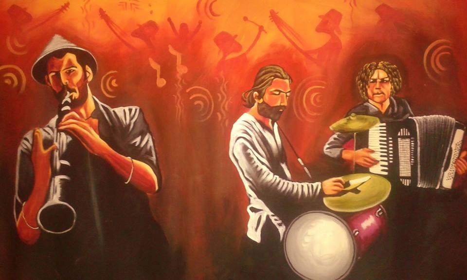 Rakija Bomba Trio