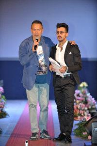 Luca Scalisi e Danilo Martines (foto Fabio Meola)