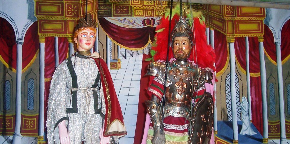 Galerana e Carlo Magno