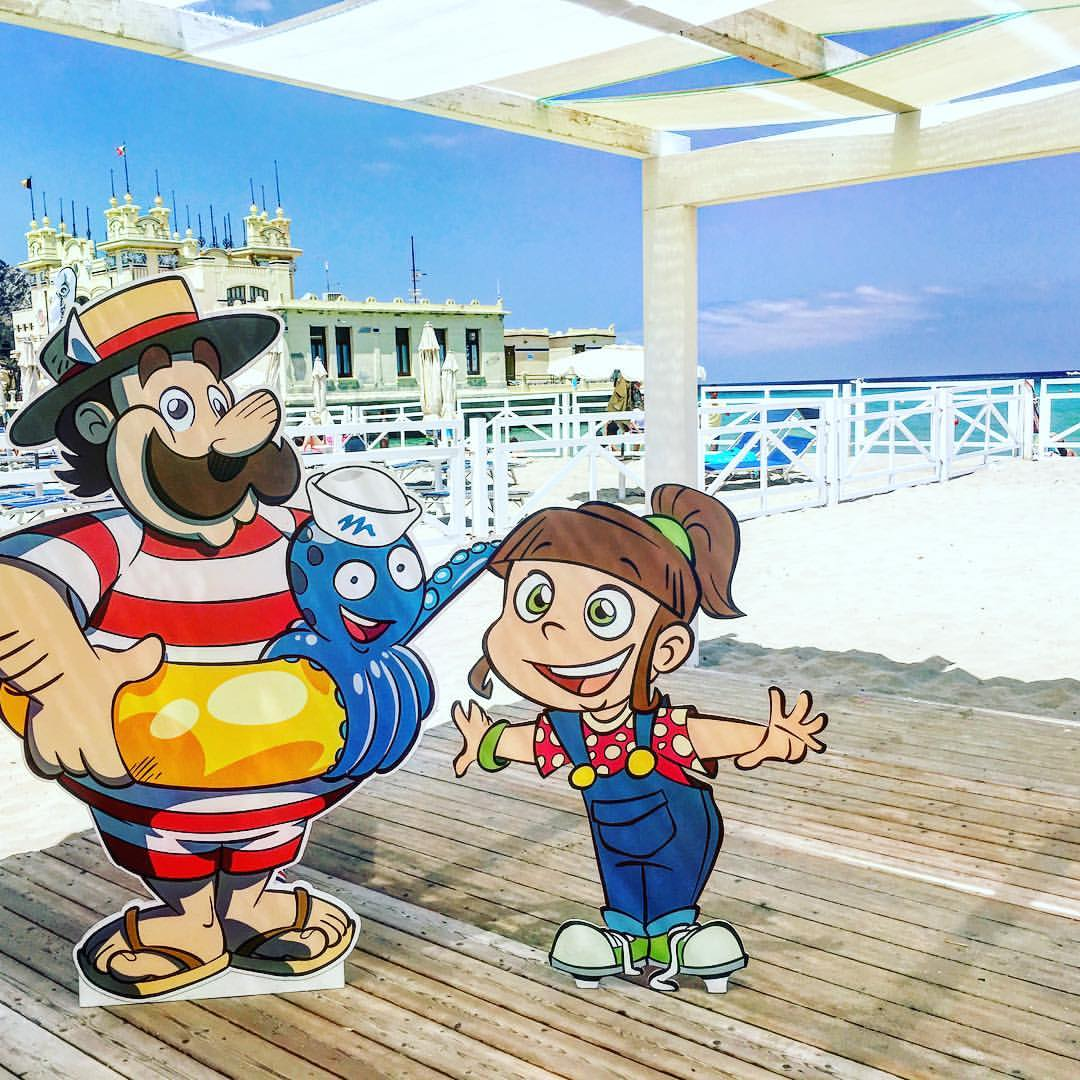Mondello festa di alegria domenica sulla spiaggia di for Mastro arredamenti palermo